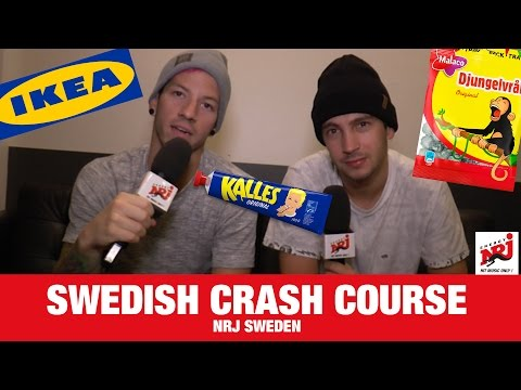 "[INTERVIEW] Twenty One Pilots - ""Swedish Fish"" - NRJ SWEDEN"
