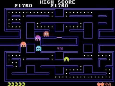 ColecoVision Longplay [009] Pac-Man