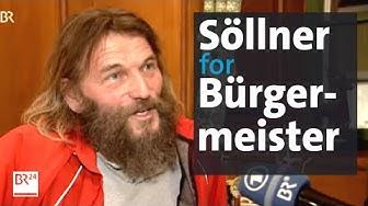 Bad Reichenhall: Hans Söllner will Bürgermeister werden | Abendschau | BR24