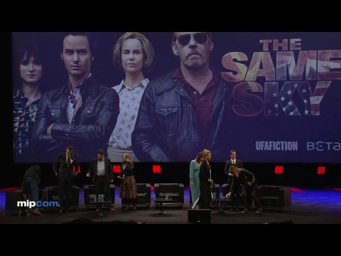 The Same Sky - World Premiere Screening panel - MIPCOM 2016
