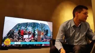 Voorbeeld demonstratie Proximus TV voor bij een filmavondje