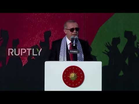 Turkey: Erdogan points finger squarely at US over Gaza viole