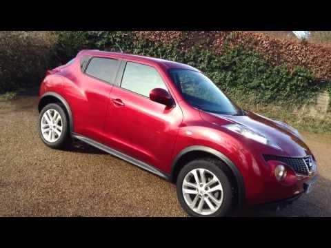 Nissan Juke For Sale at Barnard & Brough Nissan Sussex