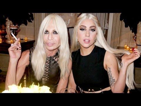 Lady Gaga Donatella Fan Video Youtube