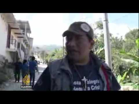 Pope visits Mexico's indigenous Chiapas state