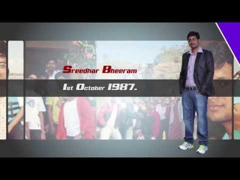 Sreedhar Reddy Bheeram's journey