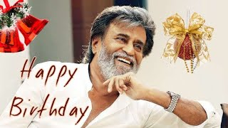 Happy Birthday Super Star Rajinikanth | Parattai mudhal pettai varai!