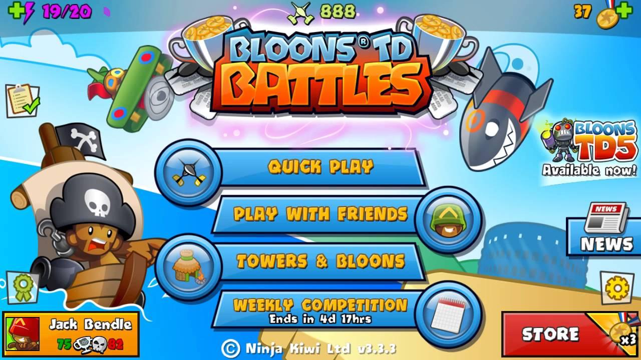 Btd Battles 5