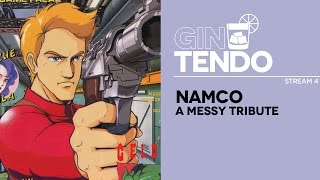 Gintendo stream #04: A messy Namco tribute