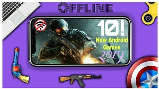 Top 10 best new games for android | high graphics | offline | updated 2019 || by Zack