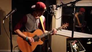 """Bob Marley - """"Jammin'"""" Acoustic Loop Pedal Cover *LIVE*"""