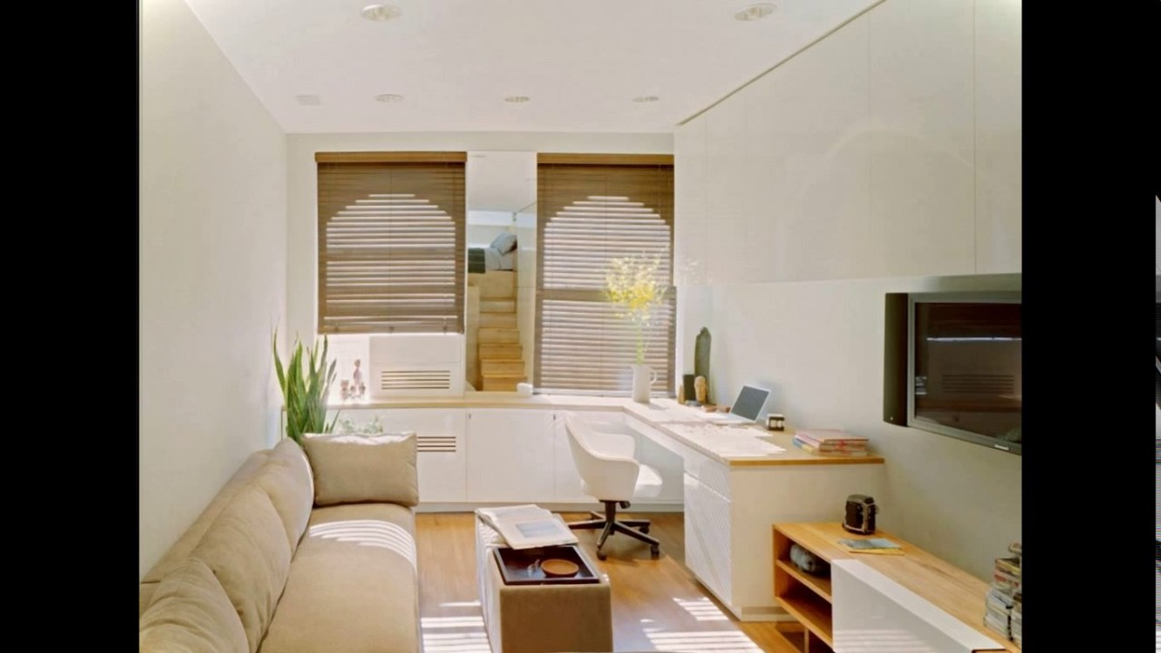Interior design ideas for one room kitchen