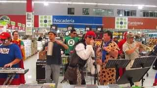 El Lechero  Banana Band  En Calera