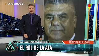Dura editorial de Alejandro Fantino tras la derrota de la Ar...
