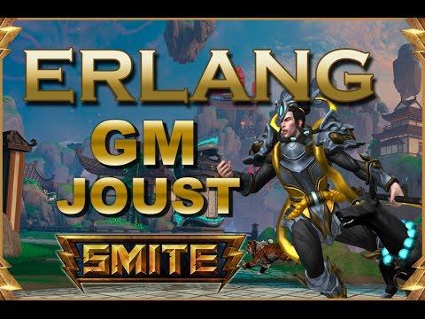 SMITE! Erlang Shen, Cuando sale una partida redonda! GM Joust #31