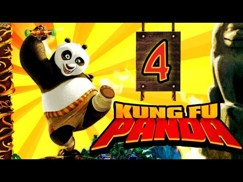 Kung Fu Panda Walkthrough Part 4 No Commentary X360 Ps3 Ps2