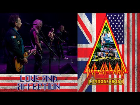 Def Leppard - Love And Affection - Ultra HD 4K - Hysteria At The O2 (2018)