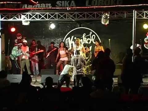 Manda Chante Live in Concert at Kinkole