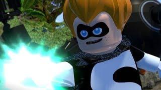 LEGO The Incredibles Walkthrough - Chapter 10 Nomanisan Island Return - All Minikits (100% Guide)