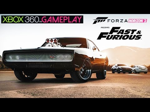 forza horizon 2 presents fast furious gameplay xbox 360. Black Bedroom Furniture Sets. Home Design Ideas