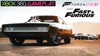 Forza Horizon 2 Presents Fast & Furious Gameplay (XBOX 360 HD)