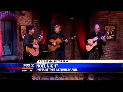Queen Bohemian Rhapsody - California Guitar Trio
