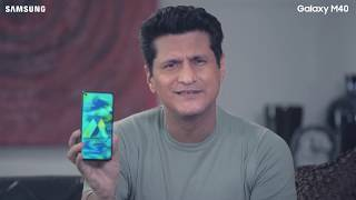 Going #OMG in 3…2…1- Galaxy M40 First Reactions