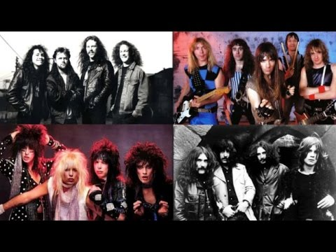Top 30 Heavy Metal Songs