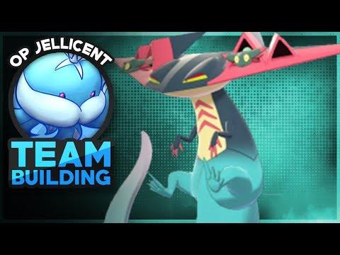 Dragapult Sword And Shield Team Builder! Pokemon Showdown OU Team Building W/OPJellicent