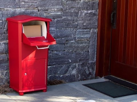 elephantrunk | Secure Parcel Drop Box