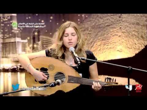 Tunisia Daily   Jennifer Grout chante Oum kolthoum (HD)