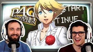 【 PERSONA 4 GOLDEN 】 Summer Inside the TV   BLIND Gameplay Walkthrough   Part 29