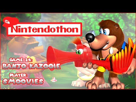 The HFC Nintendothon: Helping Everyone To Have Peace of Mind! [#24: Banjo-Kazooie]