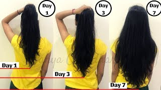 How To Grow Long Hair Super Fast | Get Naturally Long, Strong & Thick Hair | Double Hair Growth Mask