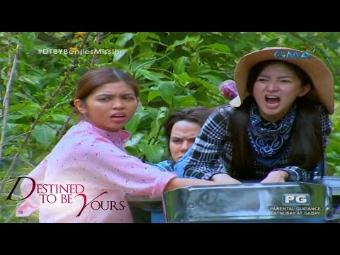 Destined To Be Yours: Sugurin si Mayor!