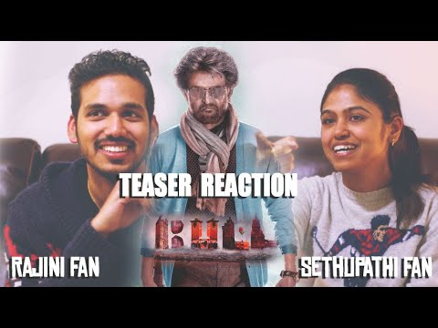 Adukku Avan Thaan Porandhu Varanum - Petta Teaser Jodi Reactions (2018) | Rajini | Superstar - JR #2