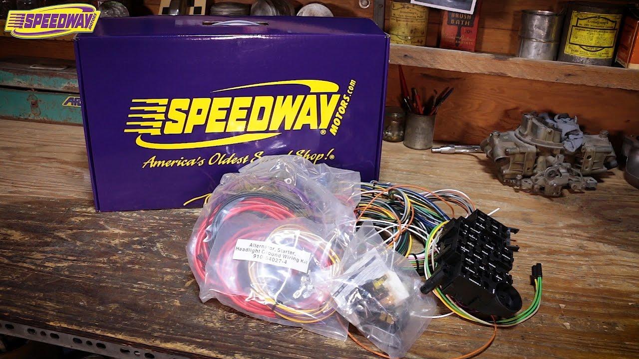 Speedway Tech Talk