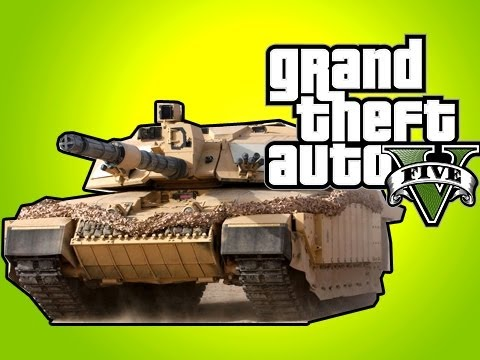 Cheats: Easy Tank and Jet Glitch, GTA Online Crew, (GTA 5 Glitch PS3 ...