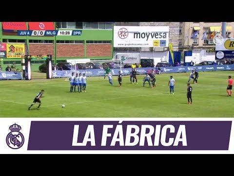 🚀 Super free-kicks by Real Madrid's U19s captain!