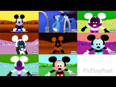 8 Mickey Mouse Clubhouse Theme Songs