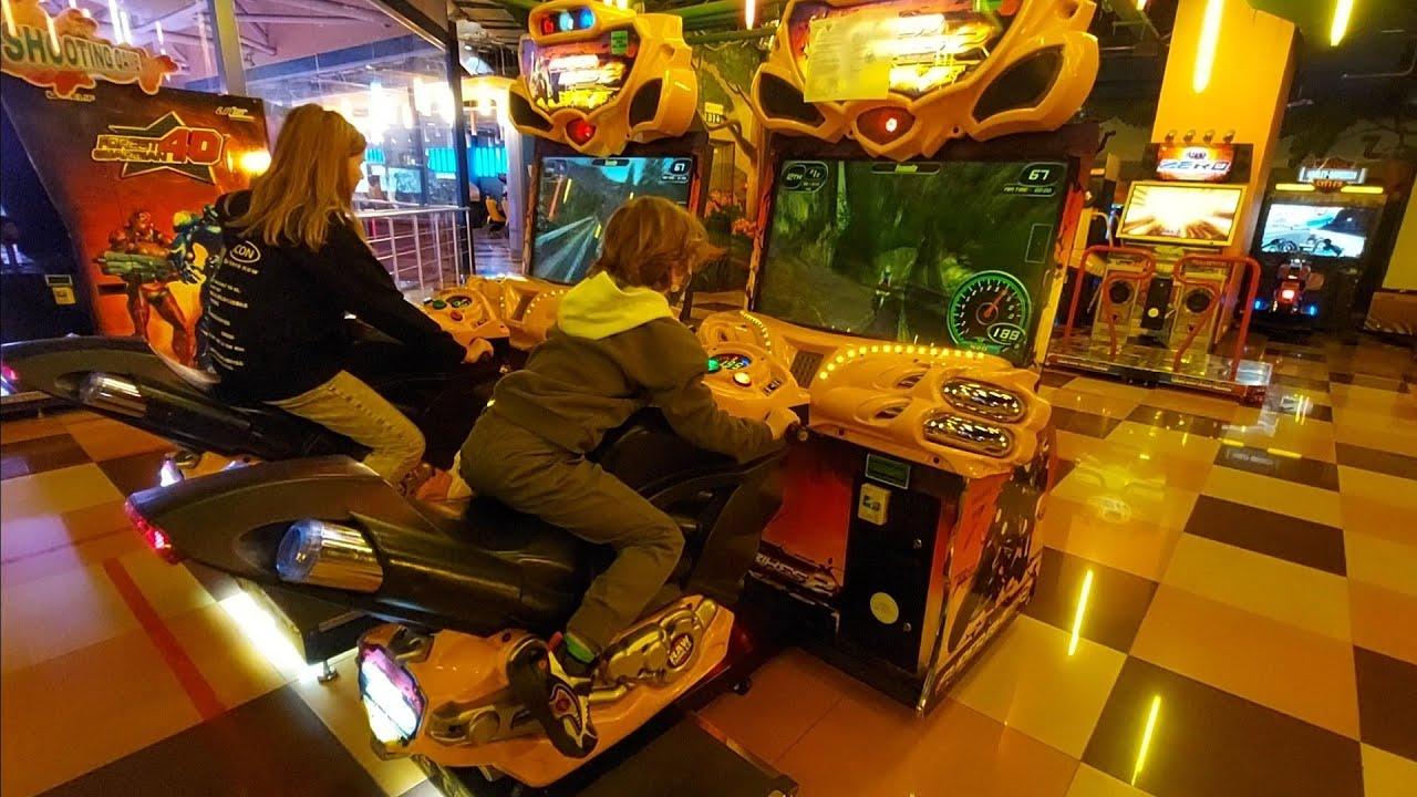 игровые автоматы для детей донецк
