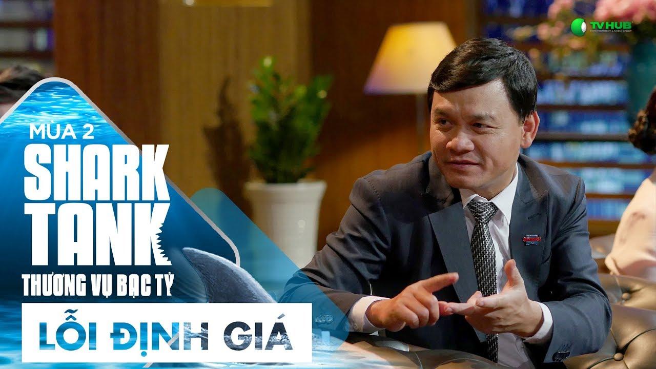 3 Lỗi Thuyết Trình Cơ Bản Khiến Startup Gọi Vốn Bất Thành | Shark Tank Việt Nam | Thương Vụ Bạc Tỷ