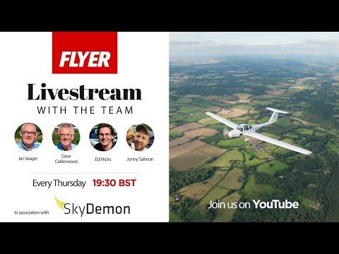 FLYER Livestream 16 September