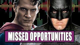 7 Batman v Superman Missed Opportunities