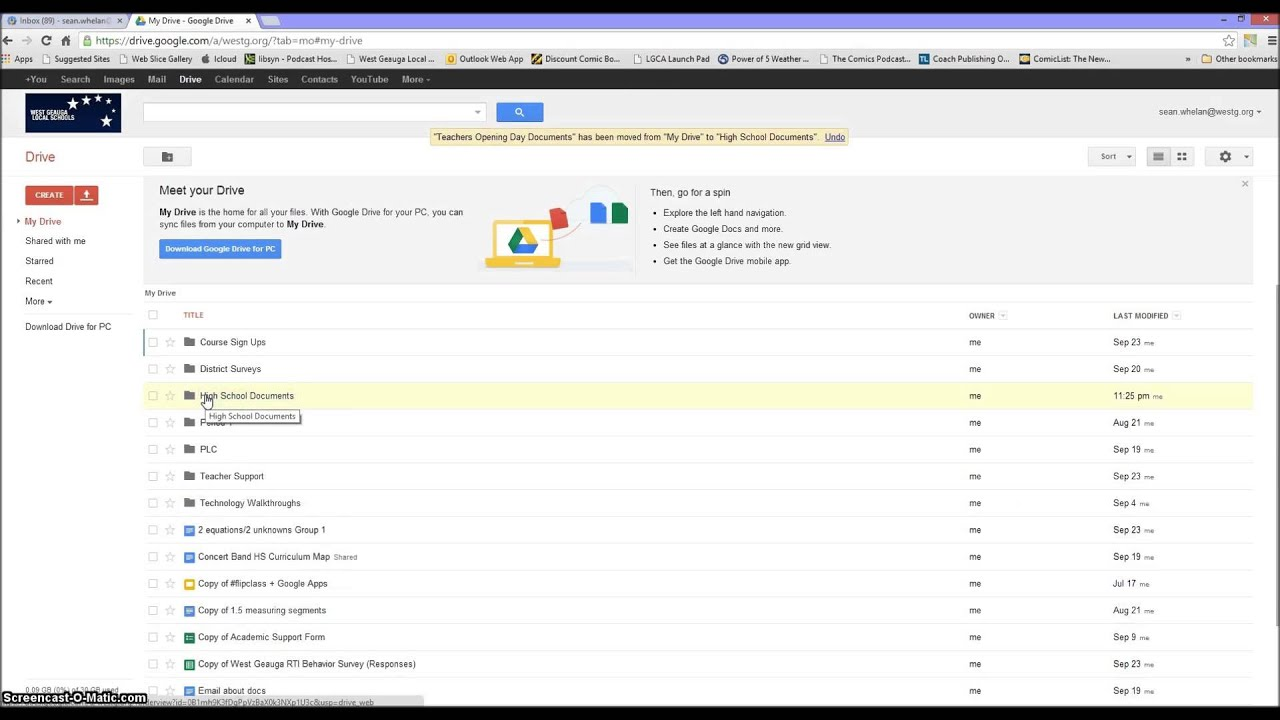how to store photos in google drive