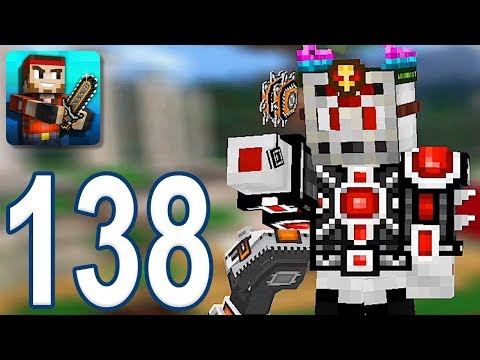 Pixel Gun 3D - Gameplay Walkthrough Part 138 - Combat Yo-Yo (iOS, Android)