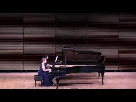 Jacqueline Rasmussen And Emily Su Perform Schumann Piano Concerto, Op. 54 At Pasadena City College