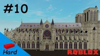ROBLOX STUDIO SPEED BUILD/Notre Dame #10