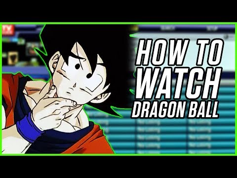 How To Watch Dragon Ball - A Simple Guide