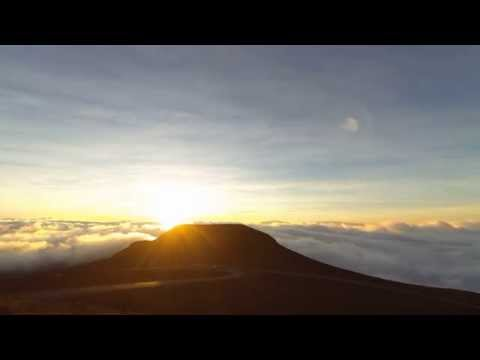 Sunrise at Haleakalā Time Lapse